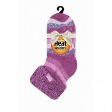 Heat Holders Ladies Lounge Socks  Winter Clothing