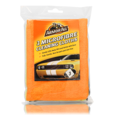 Armor All Microfibre Cleaning Cloths Car Care
