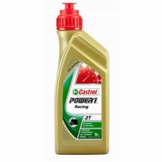 Castrol Power 1 2T Scooter Oil 1 Litre Car Care