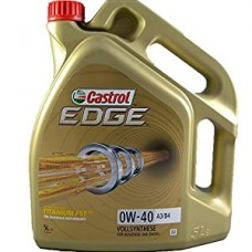 Castrol Edge 0w-40 A3/B4 Oil 5 Litre Car Care