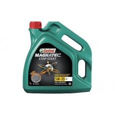 Castrol Magnatec 5w-30 C3 Oil 4  Litre Car Care