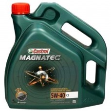 Castrol Magnatec 5w-40 C3 Oil 4 Litre Car Care