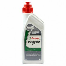 Castrol Outboard 2T Marine Oil 1 Litre Car Care