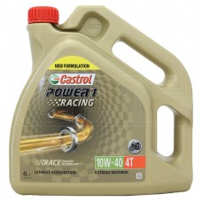 Castrol Power 1 4T 10w-40 Oil 4 Litre Car Care