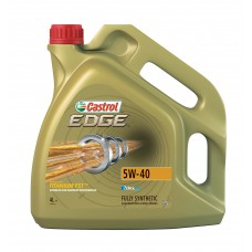 Castrol Edge Titanium 5w-30 Oil 4 Litre Car Care