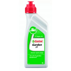 Castrol Garden 2T Oil 1 Litre Car Care