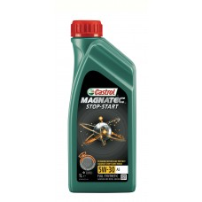 Castrol Magnatec 5w-30 A5 Oil 1 Litre Car Care