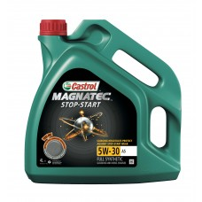 Castrol Magnatec 5w-30 A5 Oil 4 Litre Car Care