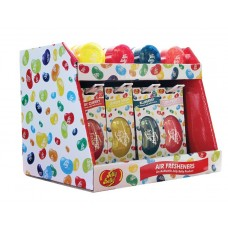 Jelly Belly Mixed Air Fresheners Display  Jelly Belly