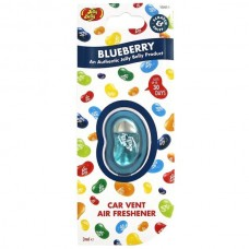 Jelly Belly Blueberry Vent Clip Jelly Belly