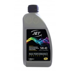 Jet Max Performance 5w-40 1 Litre Car Care