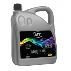 Jet Max Plus 10w-40 5 Litre Car Care