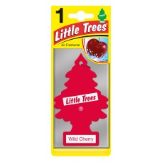 Little Trees Wild Cherry Air Freshener Little Trees
