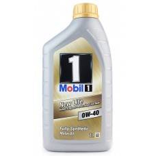 Mobil 1New Life 0w-40 1 Litre Car Care