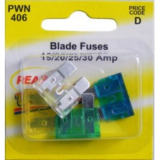 Wotnot Blade Fuses 15 - 30 amp Car Care