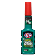 STP Moto Booster  Car Care