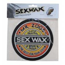 Sex Wax Jumbo Coconut Air Freshener  Sex Wax