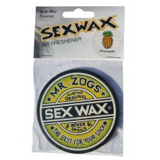 Sex Wax Pineapple Air Freshener  Sex Wax