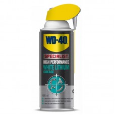 WD-40 White Lithium Grease Car Care