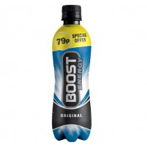 Boost Energy Original 79p PM bottle 500ml