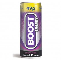 Boost Energy Punch Power 49p PM Can 250ml