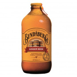 Bundaburg Ginger Beer Bottle 375ml Drinks