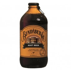 Bundaburg Root Beer Bottle 375ml Drinks
