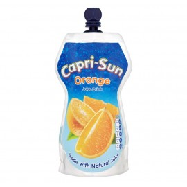 Capri Sun Pouch Orange 330ml Drinks