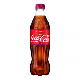 Coca Cola Cherry Bottle 500ml Drinks