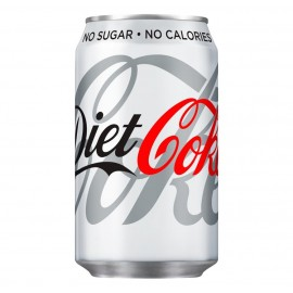 Coca Cola Diet Coke Can 330ml Drinks