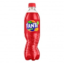 Fanta Fruit Twist Bottle 500ml Drinks