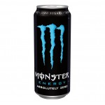 Monster Absolute Zero Can 500ml Drinks