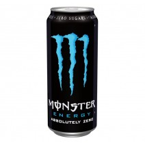 Monster Absolute Zero Can 500ml