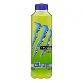 Monster Hydro Mean Green Bottle 550ml Drinks