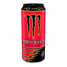Monster LH44 Lewis Hamilton Can 500ml Drinks