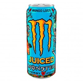 Monster Mango Loco Can 500ml Drinks