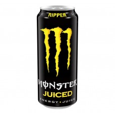 Monster Ripper Juiced Can 500ml Drinks