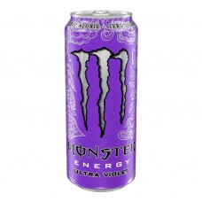 Monster Energy Ultra Violet Can 500ml Drinks