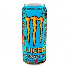 Monster Mango Loco £1.35 PM Can 500ml Drinks