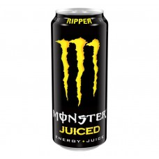 Monster Ripper Juiced £1.35 PM Can 500ml Drinks