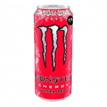 Monster Energy Ultra Red £1.19 PM Can 500ml