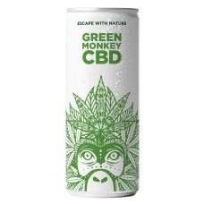 Green Monkey CBD Can 250ml Drinks
