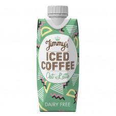 Jimmy's Iced Coffee Oat Latte 330ml Drinks