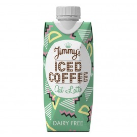 Jimmy's Iced Coffee Oat Latte 330ml Drinks