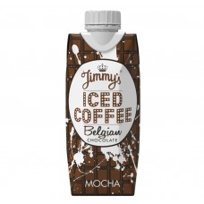Jimmy's Iced Coffee Belgian Chocolate 330ml Drinks