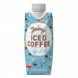 Jimmy's Iced Coffee Cafe Latte 330ml Drinks