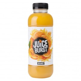 Juice Burst Orange Bottle 500ml Drinks