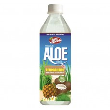 Just Drink Aloe Hawaiian Bottle 500ml Drinks