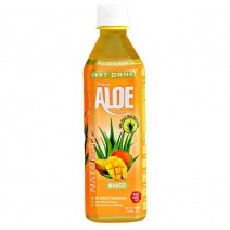 Just Drink Aloe Mango Bottle 500ml