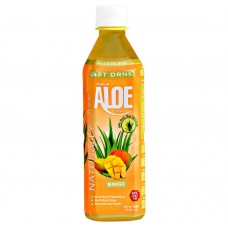 Just Drink Aloe Mango Bottle 500ml Drinks